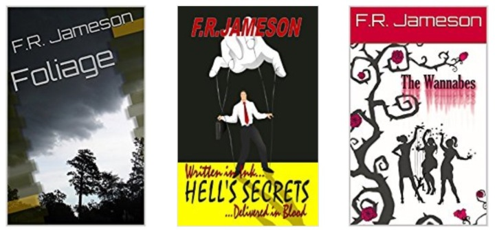 F.R. Jameson books