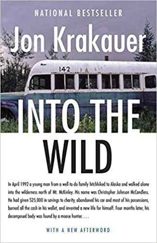 into the wild by john krakauer essay  · check out our top free essays on into the wild jon krakauer to help you write your own essay.