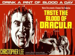 taste the blood
