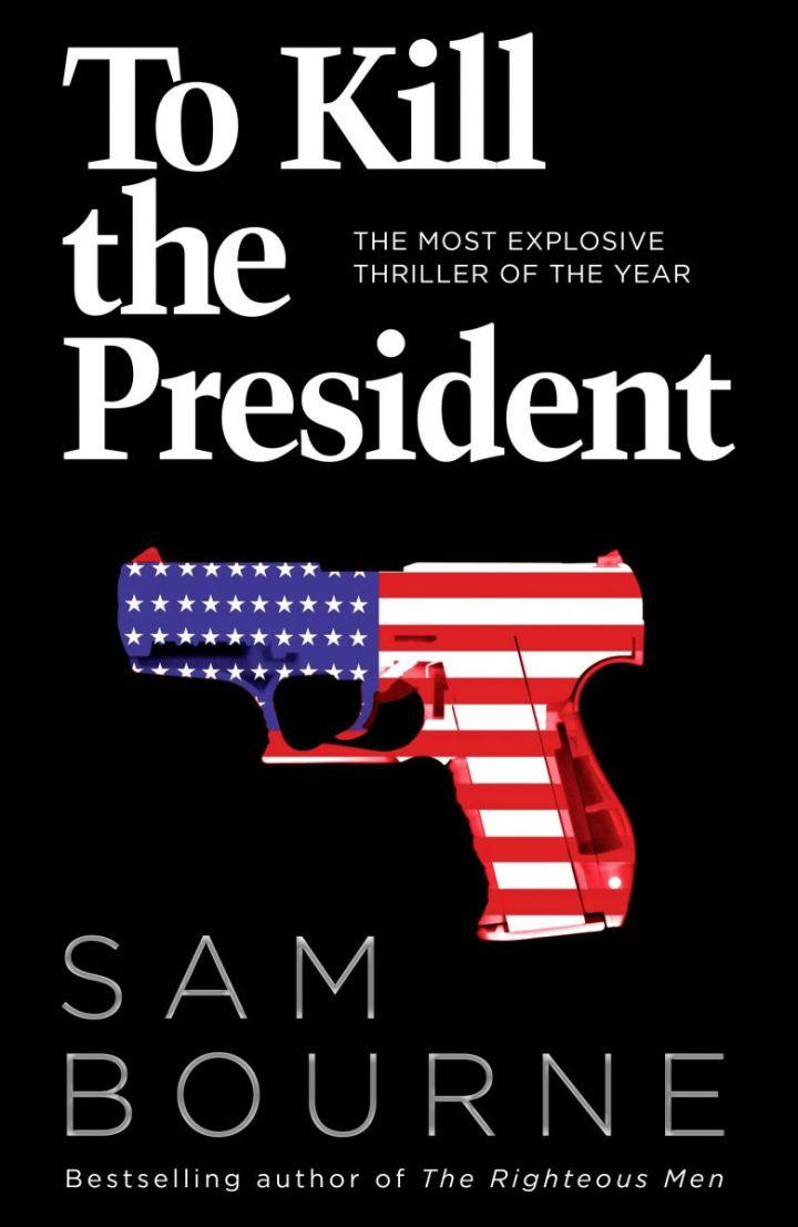 Sam Bourne cover