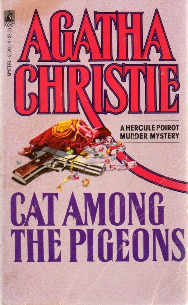Christie, Agatha - Cat Among the Pigeons cover